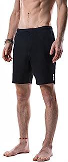 Yoga Crow 男士无袋泳装短裤,带防臭内衬