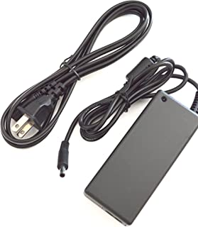 Usmart 新款交流/直流适配器笔记本电脑充电器适用于戴尔 Inspiron 17 5767 i5767 15767 17-5767 笔记本电脑 触控 二合一电脑电源线 新电源 3 年保修