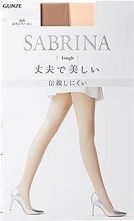 GUNZE 郡是 连裤袜 Sabrina TOUGH 同色3双装 SB430 女士