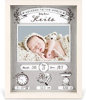 Kishima Kishima Nod 理光 婴儿相框 Clear69183 0个月~12个月