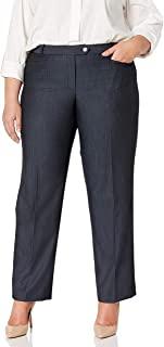 Calvin Klein 女士牛仔时尚长裤