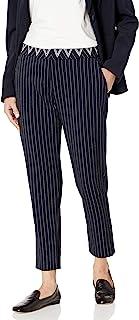 Desigual 女式黑色针织长裤