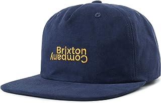 Brixton REVERT MP SNBK Headwear Patriot O/S 蓝色