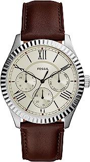 Fossil Chapman 男士石英不锈钢多功能手表,型号:FS5632