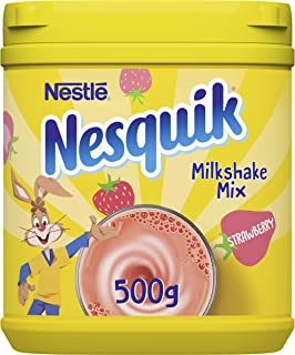 Nesquik 草莓粉桶装, 500克 (10个装)