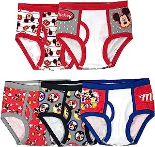 Disney 男童 Mickey Mouse 三角内裤 5 件套