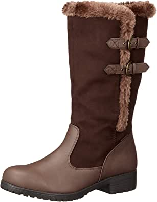 ARVAVE 8023 防水 轻量 保暖 靴子 女士