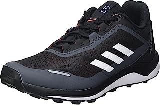 adidas 阿迪达斯 男童 Terrex Agravic Flow 越野跑鞋