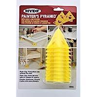 2 件装 - 画家金字塔架,黄色