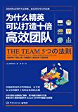 为什么精英可以打造十倍高效团队(高效团队需要的不是领袖,而是切实可行的法则)