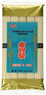 JFC Dried Tomoshiraga Somen Noodles, 16-Ounce
