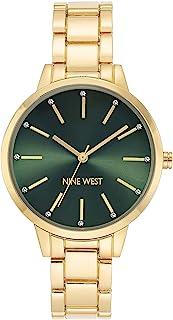 Nine West 正装手表(型号:NW/2098GNGB)