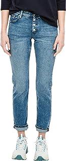 s.Oliver 女士常规款型:直筒牛仔裤