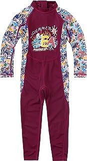 M2C X-Manta 男孩女孩全身泳衣 UPF 50+ UV *连体泳衣