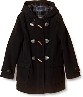 Olive Deo Olive School 带拉链双面粗呢大衣 1J90015 女款