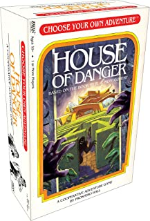 选择自己的冒险:House of Danger