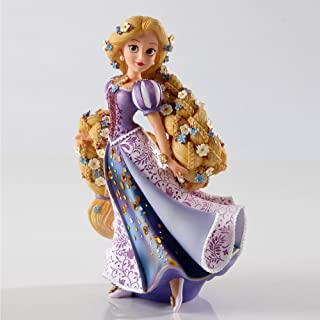 enesco 迪士尼 展示系列 长发公主 Couture DE FORCE 公主石树脂小雕像