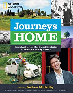 Journeys Home: Inspiring Stories, Plus Tips and Strategies to Find Your Family History (English Edition)
