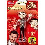 NJ Croce Mr. Bean 可弯曲公仔
