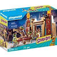 Playmobil 摩比世界 Scooby-DOO! 埃及冒险玩具