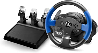 thrustmaster T 150RS PRO 方向盘带3件套 pedal (PS4/ PS3/ PC