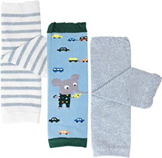 allydrew Playful Patterns 婴幼儿护腿套(3 件套)