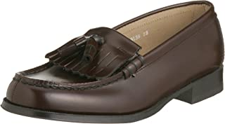 HARUTA 流苏乐福鞋 经典款式 3E 真皮 女士 3138