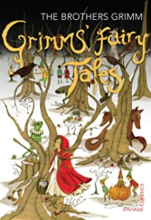 Grimms' Fairy Tales: The Brothers Grimm (Vintage Childrens Classics) (English Edition)