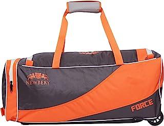 Newbery Cricket Force 板球套件包,橙色/灰色,均码