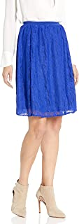 Star Vixen 女式蕾丝溜冰短裤全裙