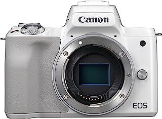 Canon佳能 EOS M50 白色2681C002  外壳 白色