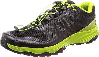 [萨洛蒙] 越野跑鞋 XA DISCOVERY Black/Lime Green/Magnet 27.5 cm Xa Discovery