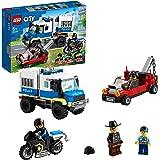 LEGO 乐高 城市系列 小偷的护车 60276