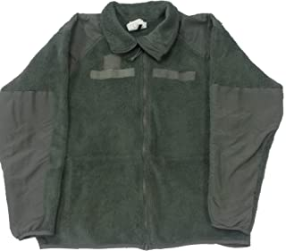 Military Outdoor Clothing Previously Issued Foliage Polartec 羊毛夹克
