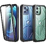 OTBBA iPhone 12 手机壳 | iPhone 12 Pro 手机壳 | 独特的蜂窝外壳设计 | 坚固的防摔保…
