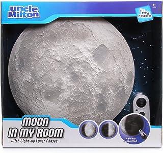 Moon In My Room 遥控墙壁装饰夜灯 - 米尔顿叔叔