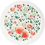 NARUMI 鸣海 餐盘 盘子 Anna Emilia系列 Thank you 16cm 微波炉&洗碗机可用 51942…