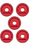 Cympad CS15/5-R Chromatics 钹套装 40/15mm,红色