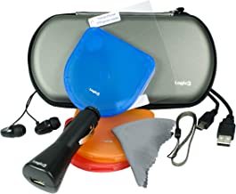 Full Pack Logic 3 PSP E1000 Pro Pack