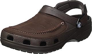 Crocs 卡骆驰男式 Yukon Vista 洞洞鞋 | 一脚蹬可调节大小