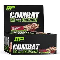 Muscle Pharm - 面筋-免费战斗紧缩栏框白巧克力覆盆子 - 12 条