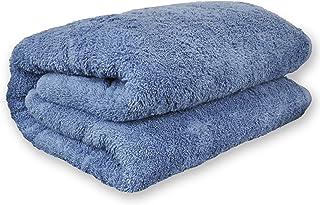 BC BARE 纯棉奢华酒店 & Spa 毛巾土耳其棉超大浴巾 - 楔形木 - (101.6 x 203.2 厘米,1 件套)