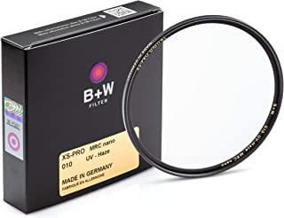 B+W XS-Pro Clear UV Haze紫外线滤镜 多重纳米镀膜(010M)