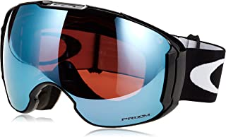 Oakley 欧克利 男士滑雪护目镜 Airbrake XL Jet Black Goggle