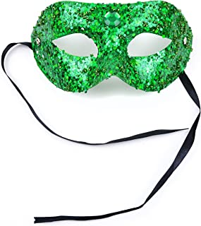 Mask It 71071 绿珠/闪光半面罩