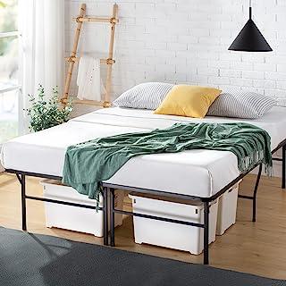 Zinus 18 Inch Premium SmartBase Mattress Foundation / 4 Extra Inches high for Under-bed Storage / Platform Bed Frame / Box...
