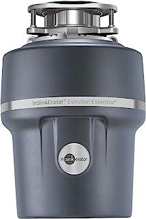 InSinkErator Essential XTR Garbage Disposal, 3/4 hp Food Disposal Unit, Gray 需配变压器