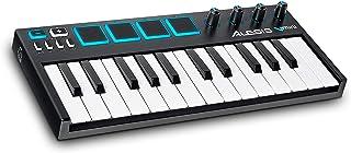 Alesis V25 - 25 键 USB MIDI 键盘和鼓垫控制器(8 个垫子/4 个旋钮/4 个按钮)V Mini  迷你钥匙 25-key