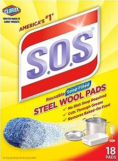 S.O.S Steel Wool Soap Pads
