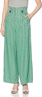 Lily Brown 高腰JQ褶皱裤 LWFP205065 女士